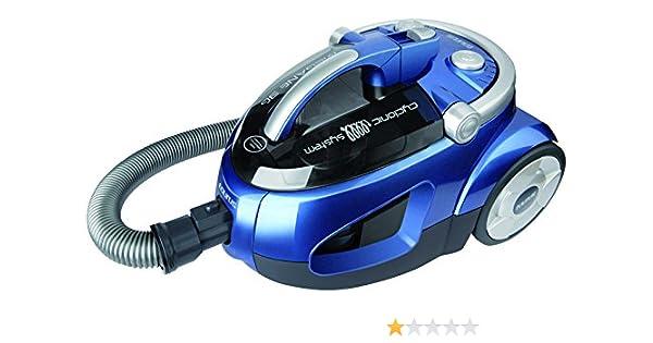 Taurus 3G Aspirador Sin Bolsa Megane 3 G Eco-Turbo, 800 W, 2 litros, 84 Decibeles, Azul: Amazon.es: Hogar