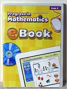 sadlier oxford progress in mathematics grade k e book. Black Bedroom Furniture Sets. Home Design Ideas