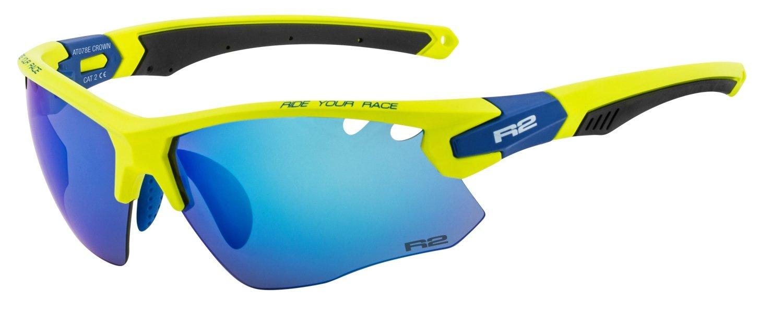 R&R Multi-Sportbrille Crown     Sonnenbrille   Radbrille   Skibrille mit Wechselgläser oder selbsttönend B079JVM3QK Sonnenbrillen Preisrotuktion 2034bc