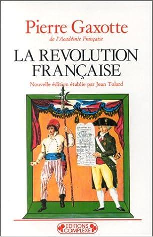 Télécharger en ligne Révolution française pdf, epub