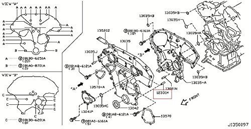 1998 subaru forester engine book