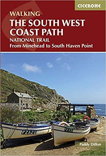 South West Coast Path Guidebook