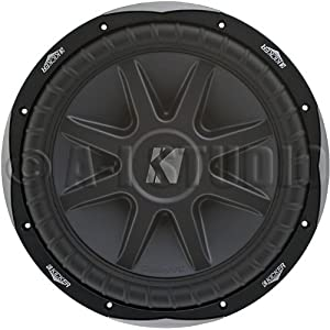 "NEW KICKER CVX12 12"" 1500W 4-Ohm Comp VX Car Audio Subwoofer Sub 10CXV124 CVX"