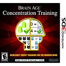 Brain Age: Concentration Training - 3DS [Digital Code]
