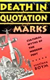 Death in Quotation Marks, Svetlana Boym, 0674194276