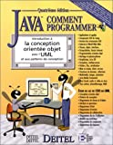 img - for Comment programmer en Java book / textbook / text book