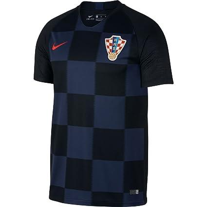171eec5b7 Amazon.com   NIKE 2018-2019 Croatia Away Football Shirt (Kids ...