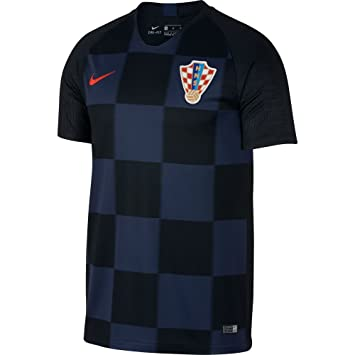 22403891f Nike 2018-2019 Croatia Away Football Soccer T-Shirt (Kids)  Amazon ...