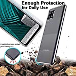 Amazon Brand – Solimo Mobile Cover for Samsung Galaxy M12 (Soft & Shockproof Back Case with inbuilt Cushioned Edges…