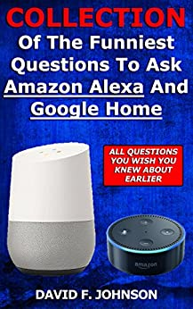 Collection Funniest Questions Google Amazon ebook product image