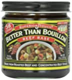 Better Than Bouillon Beef Base  8 oz