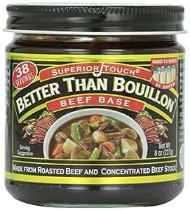 Better Than Bouillon Beef Base  8 oz
