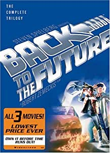 Back to the Future: The Complete Trilogy (Widescreen, 3 Discs) [Import]