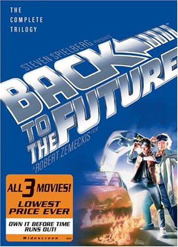 Back to the Future: The Complete Trilogy by Universal Studios