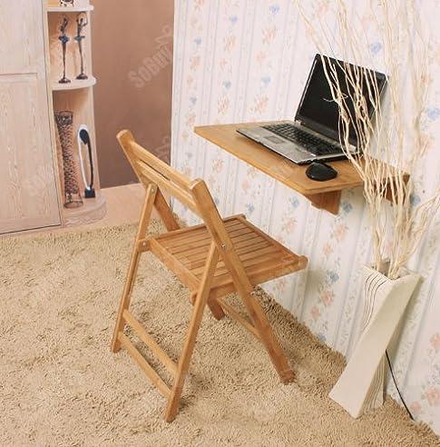Wandklapptisch wetterfest  SoBuy® Wandklapptisch Klapptisch Tisch Küchentisch Kindermöbel aus ...