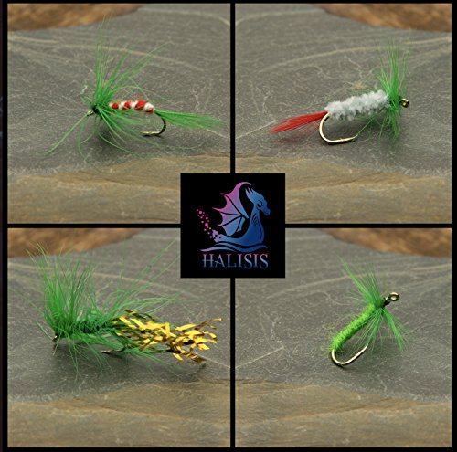 Fly fishing fishing lures 60 in 1 fly fishing lures for Fishing stuff for kids
