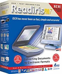 Readiris Pro 7.0