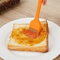 TONVER Cepillo de aceite de silicona resistente al calor para ...