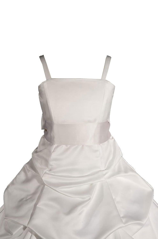 AMJ Dresses Inc Little Girls' Wedding Flower Pageant Formal Dress