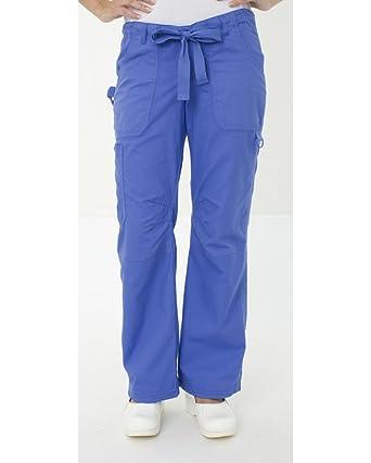 de54aa1f88c Amazon.com: koi Lindsey Ceil (XST): Medical Scrubs Pants: Clothing