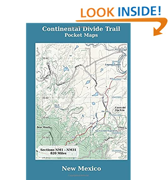 Maps of New Mexico: Amazon.com