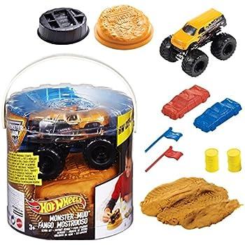 Amazon.com: Hot Wheels Monster Jam World Finals Crash Pack ...