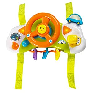 Amazon Com Babies R Us My First Driver Stroller Toy