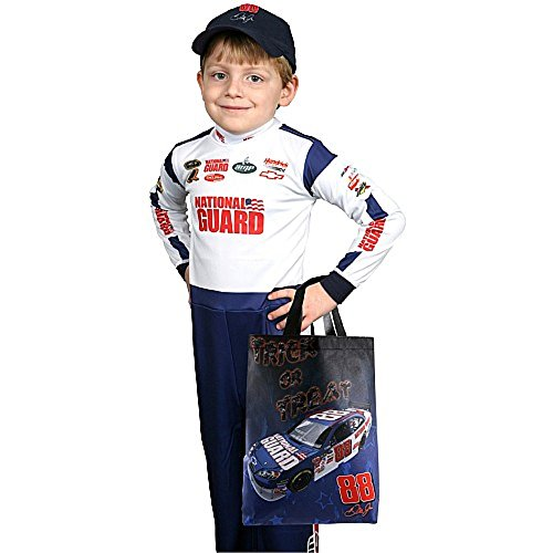 Children's Nascar Dale Earnhardt Jr Costume in Medium by Trevco