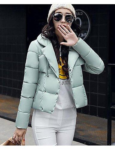Yameijia Autre Active Long Coton Manteau Femme Longues Acrylique Manches Polypropylène Motif Rouge Simple 2xl Rayé Night qfwqarnv
