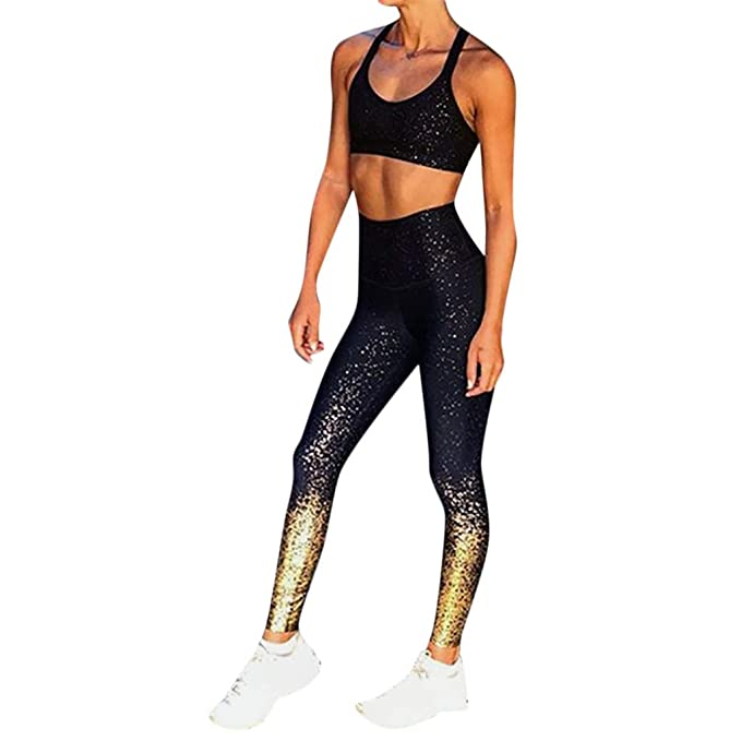 4e4266e655fada Damen Strumpfhose Hüfthose Hose Skinny Pants für Kostüm Jogginghose Sport Yoga  Hose Lang - Training Tights Schwarz Gym Sport Leggings  Amazon.de   Bekleidung