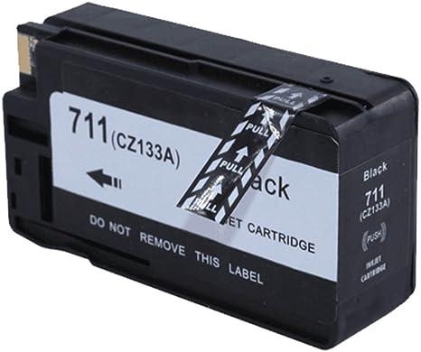 De tinta de repuesto para HP 711 Cartucho de tinta de alta ...
