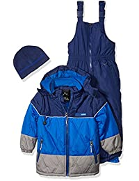iXTREME boys Colorblock Better Snowsuit