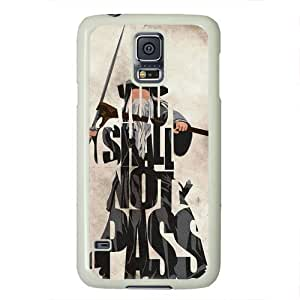 iCustomonline Case for Samsung galaxy S5 PC , The Hobbit Stylish Durable Case for Samsung galaxy S5 PC