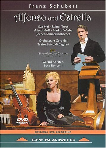 Schubert – Alfonso und Estrella / Mei, Trost, Schmeckenbecher, Muff, Werba, Korsten, Cagliari Opera