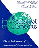 Intercultural Encounters : An Introduction to Intercultural Communication, Klopf, Donald W., 089582406X