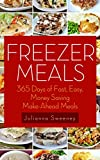 Bargain eBook - Freezer Meals