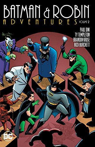 Batman & Robin Adventures Vol. (Superhero Zombie Halloween)