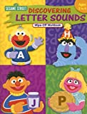 Sesame Street Discovering Letter Sounds Wipe-off Workbook, , 1586109138
