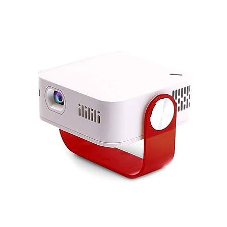 AX-electronic equipment Smart portátil portátil Mini proyector HD ...