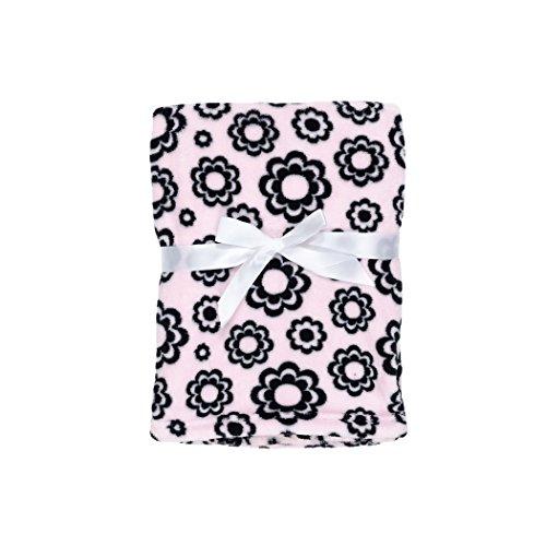 Baby Gear Velboa Blanket Flower
