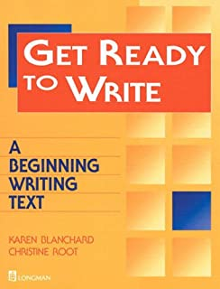 Amazon ready to write a first composition text third edition get ready to write a beginning writing text fandeluxe Images