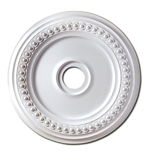 Focal Point Panel - Focal Point Rondel Medallion in Primed White (31-Inch) (83231)
