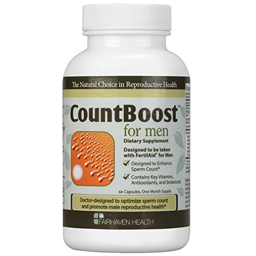 CountBoost for Men 60 count