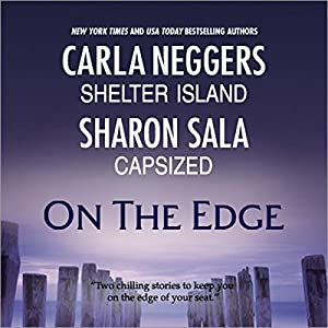 On the Edge: Shelter Island & Capsized Audiobook