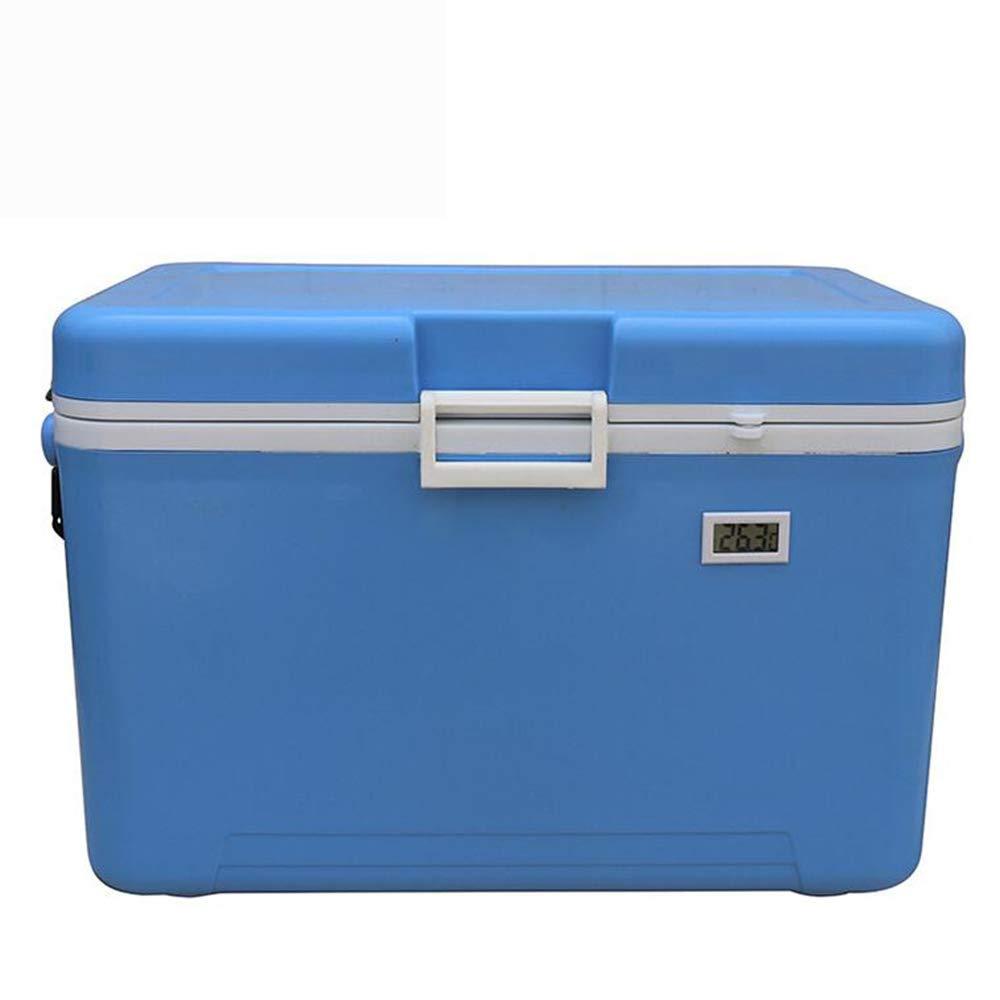 Ambiguity Kühlboxen,28L Portable Outdoor Auto Aufbewahrung Box Kühlschrank