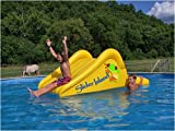 Slider Island Inflatable Pool Slide