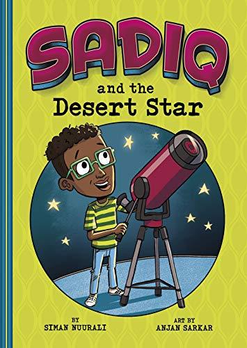 Book Cover: Sadiq and the Desert Star