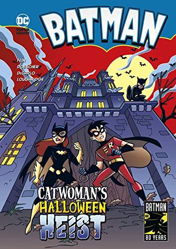 Catwoman's Halloween Heist -
