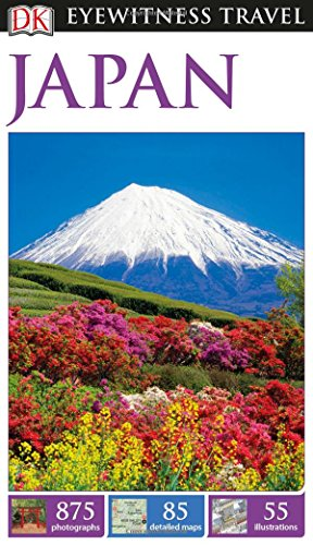 DK Eyewitness Travel Guide: Japan cover