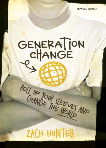\\ZIP\\ Generation Change, Revised And Expanded Edition: Roll Up Your Sleeves And Change The World. hadde weekdays Articles readers dealers 51CRaRIBLuL